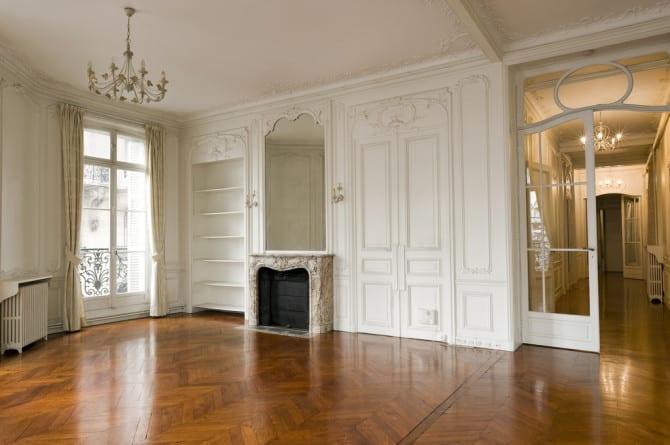 Grand Haussmannian apartment for sale in Paris 75012