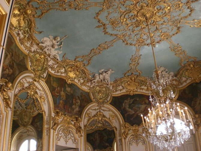 Paris' palaces and mansions:
