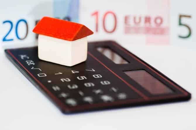 property occupation tax - tax d'habitation, France
