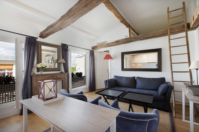 Apartment for sale in Paris - Small and stylish in the 7th ...