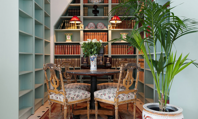 Opulent Pied A Terre In The Heart Of Saint Germain Paris Property Group