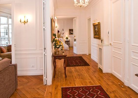 Apartment in Paris rue Grenelle