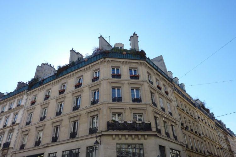 Rue rambuteau paris property group - Rue rambuteau paris ...