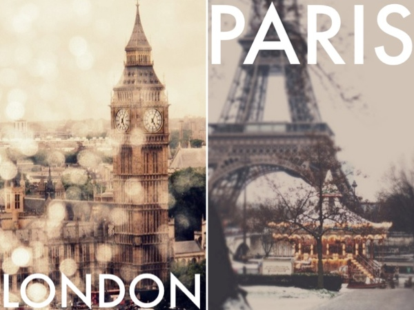 Paris or London - Which has the better real estate value? • PPG