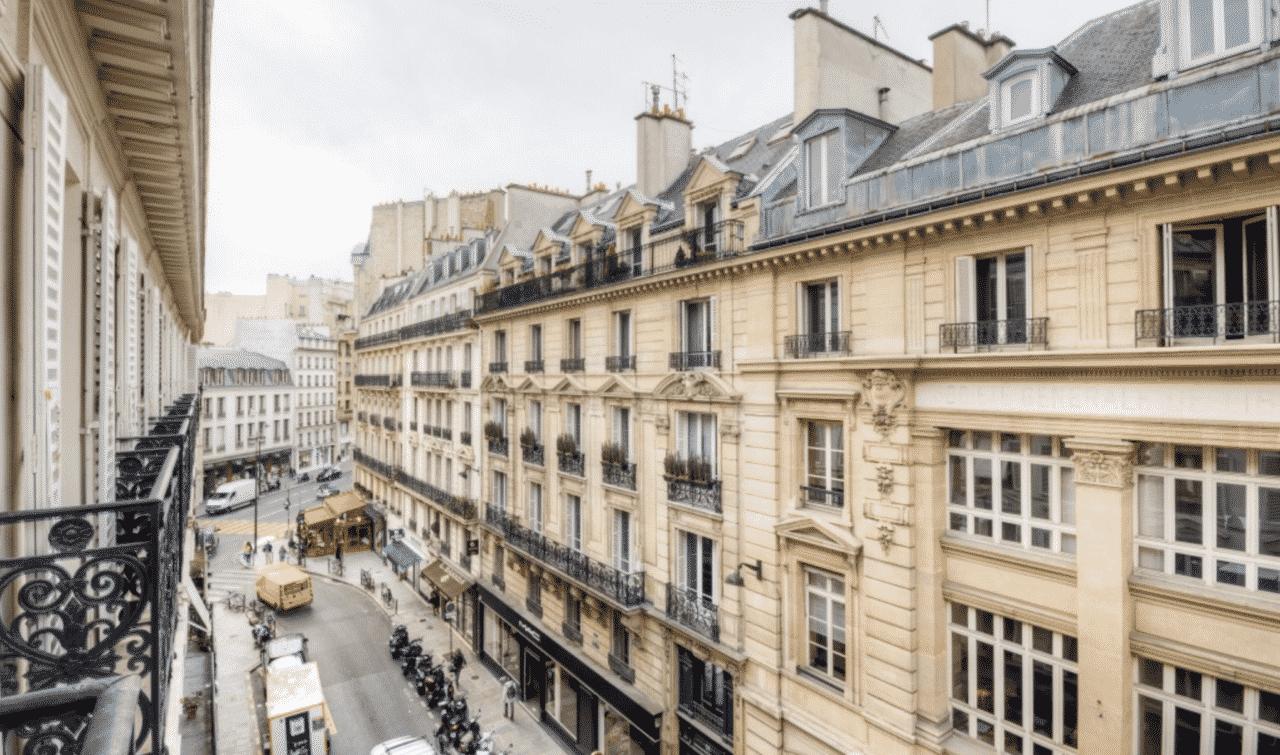 Rue Des St Peres Paris Property Group