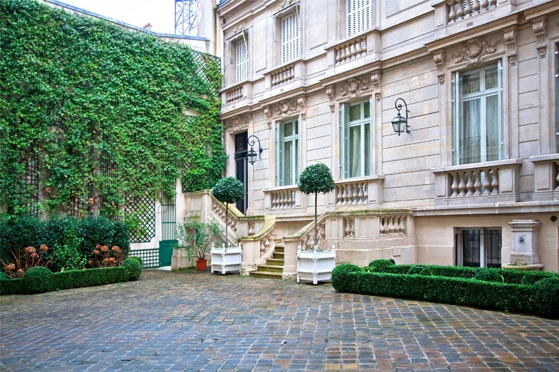 Eiffel Tower Orsay Mansion Paris Property Group