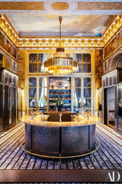 Architectural Digest Visits The Newly Renovated Paris