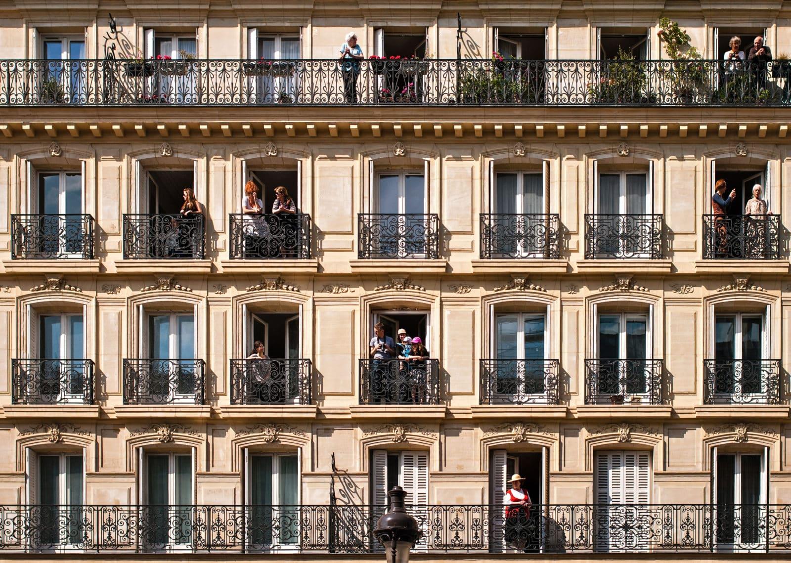 Paris Apartments What Floor Is Best Paris Property Group