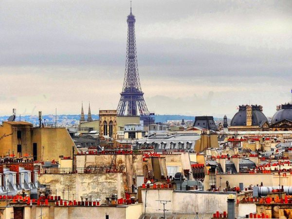 UNESCO heritage status for Paris rooftops