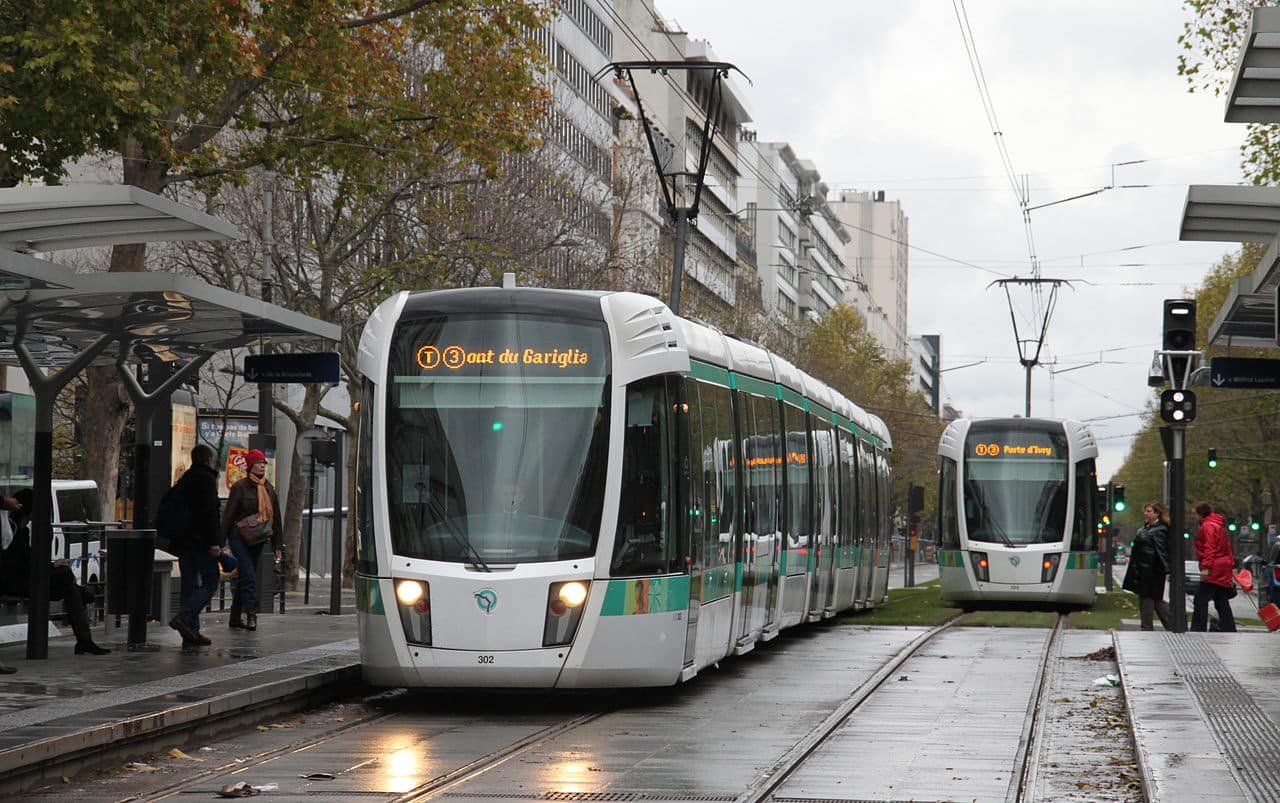 Tramway 3b extension revolutionizing transport in northern Paris ...