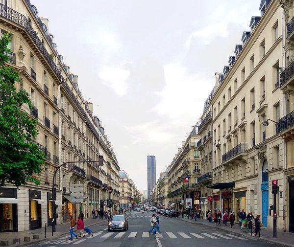 Rue de Rennes - Paris VI